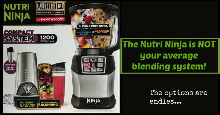 Nutri Ninja® Auto-iQ Pro Compact System