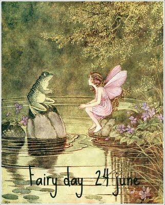 Classic Book, Art, Ida Rentoul, Life Coaches, Frogs, Rentoul Outhwaite, Book Illustration, Children Book, Fairies Tales