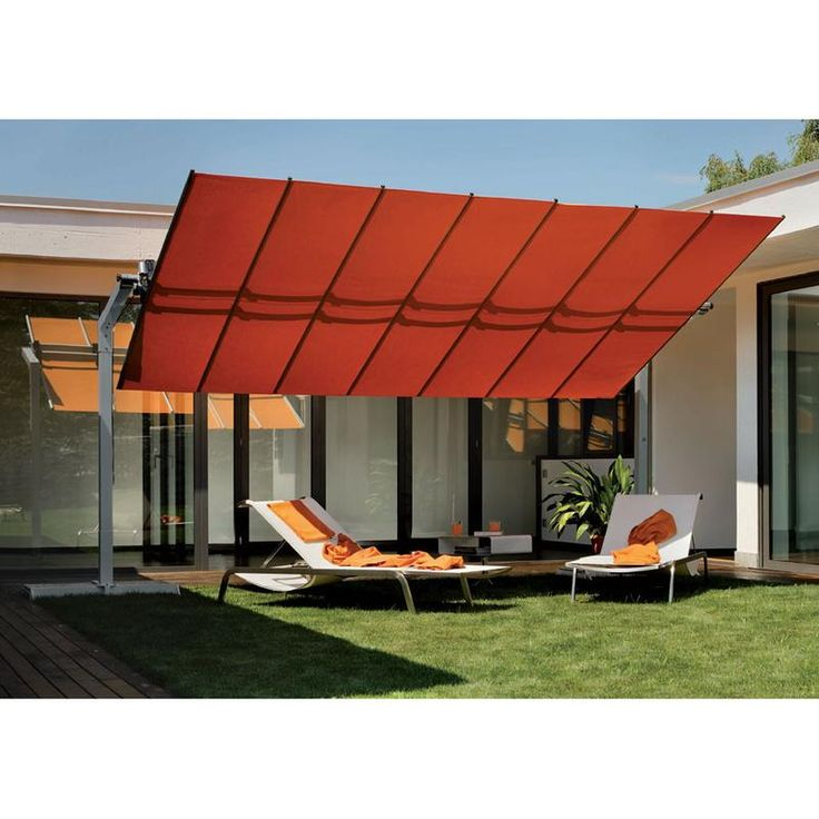 Retractable Awning - 10 X 16