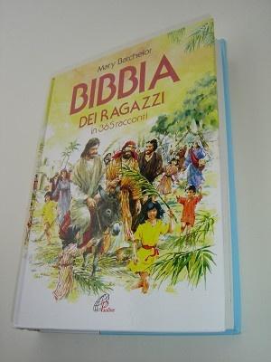 Italian Children's Bible - Lion Children's Bible in 365 Stories / Bibbia Dei Ragazzi in 365 racconti, Grandi storie, Giovani lettori / Marry Batchelor, John Haysom