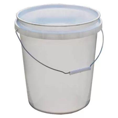 $2.58 Encore Plastics 5-Gallon Pail, White