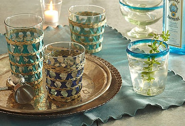This makes me want to throw a cocktail party. (from OneKingsLane)