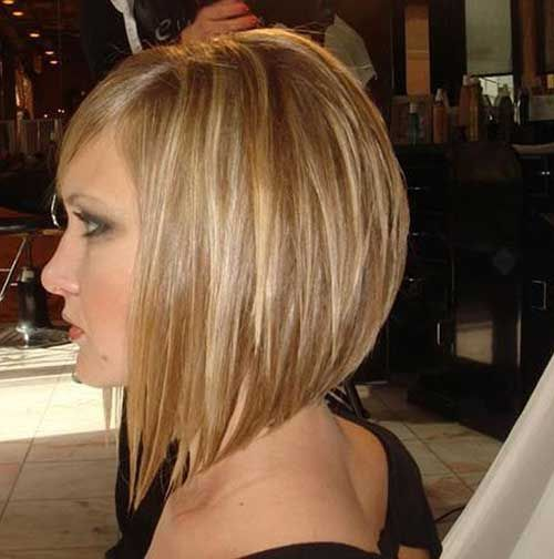 long inverted bob hairstyles  stylish ladies