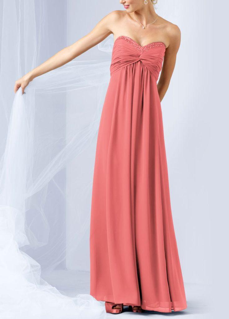 Coral Bridesmaid Dresses Under 100
