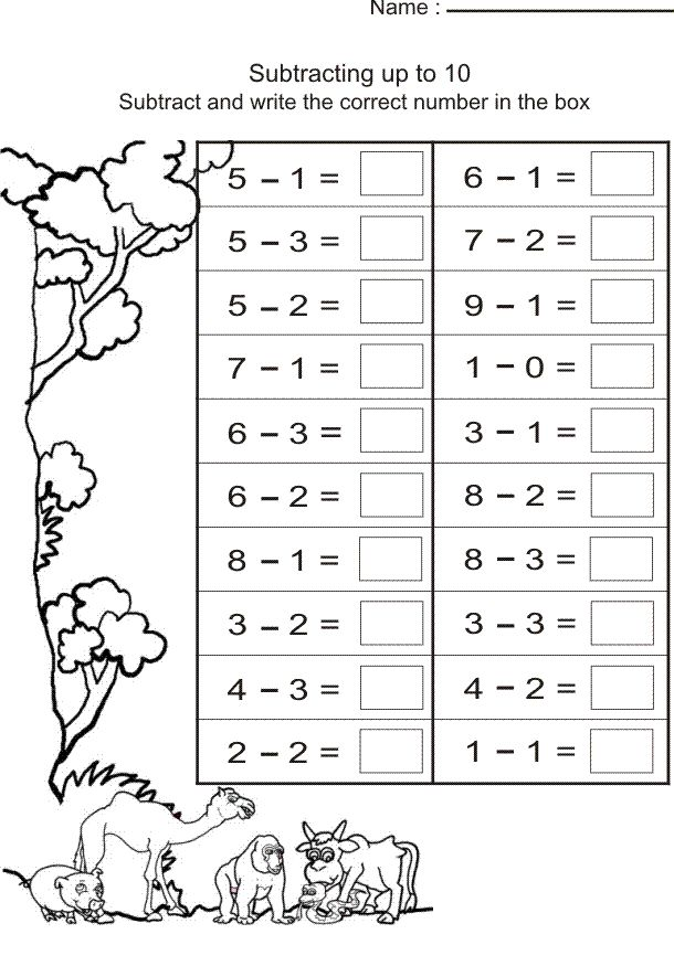1st Grade Worksheets | Educational Coloring Pages | 1st ...