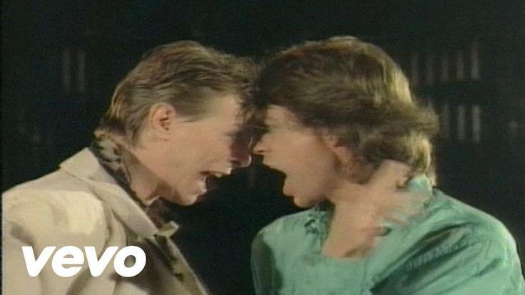 Dancing In The Street - David Bowie & Mick Jagger (EMI America) No. 1 (Aug '85) https://en.wikipedia.org/wiki/Dancing_in_the_Street