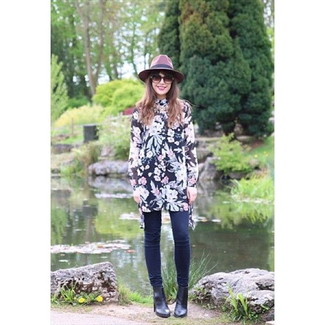 Make a statement this season in florals, even on those days that aren't so summery! Add a fedora hat and some heeled boots for that perfect day time outfit! Pop into the boutique today at 21 Guildhall Street, Preston City Centre! Or keep dry and make the most of the FREE UK shipping at www.maryandmilly.co.uk ❤️