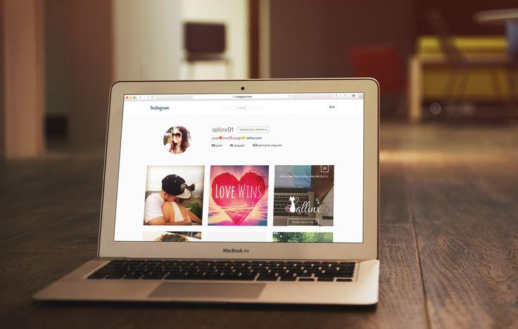 La ricerca di hashtag, persone e luoghi su Instagram, ora anche da pc! http://lallinx.com/blog/2015/07/29/the-ideal-size-of-social-media/