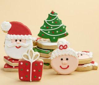 Galletas decoradas Navidad - Christmas Cookies