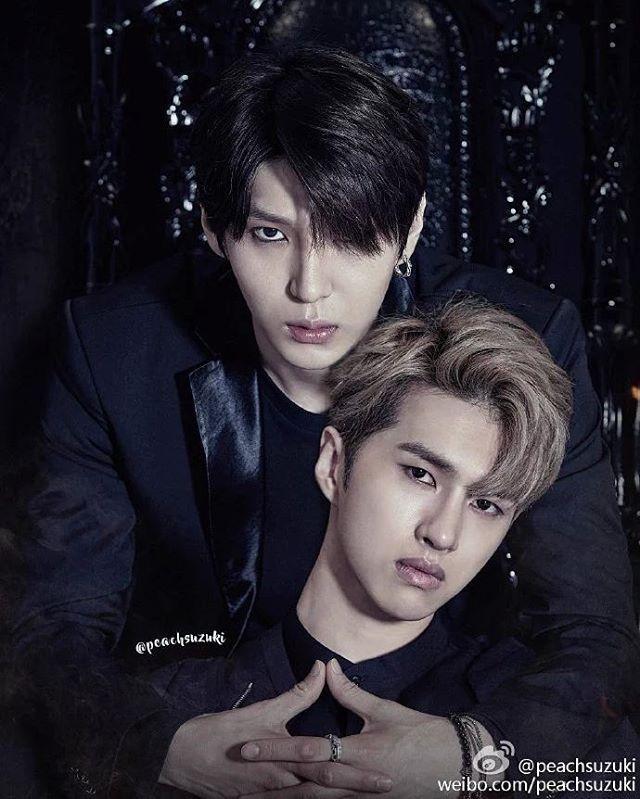 VIXX Leo & Ken