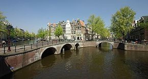Amsterdam, Netherlands with Holly (April)