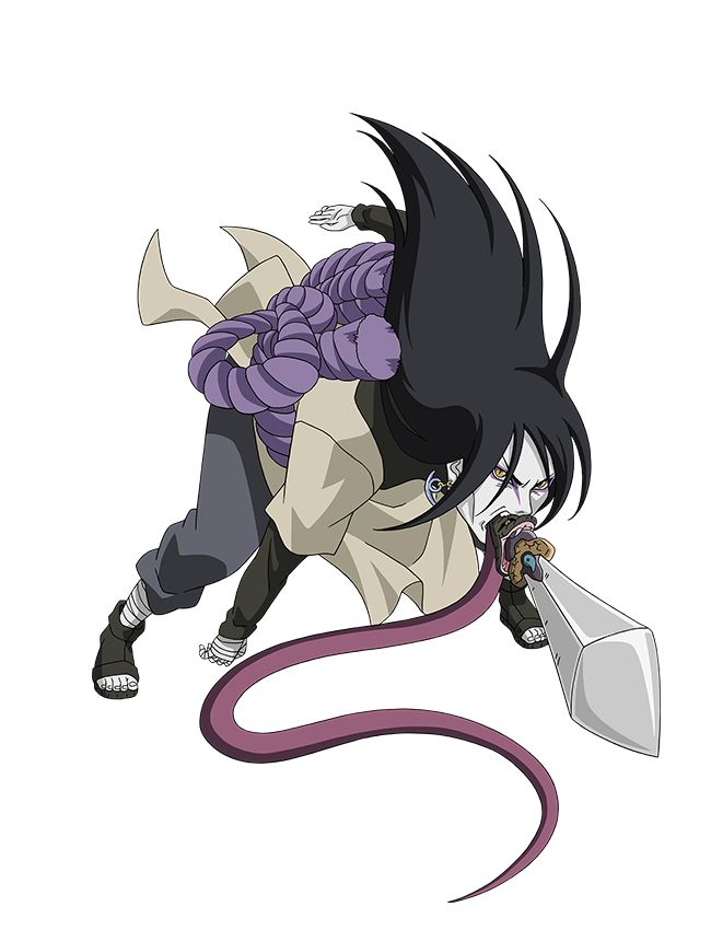 Orochimaru by AiKawaiiChan.deviantart.com on @DeviantArt | Anime ...