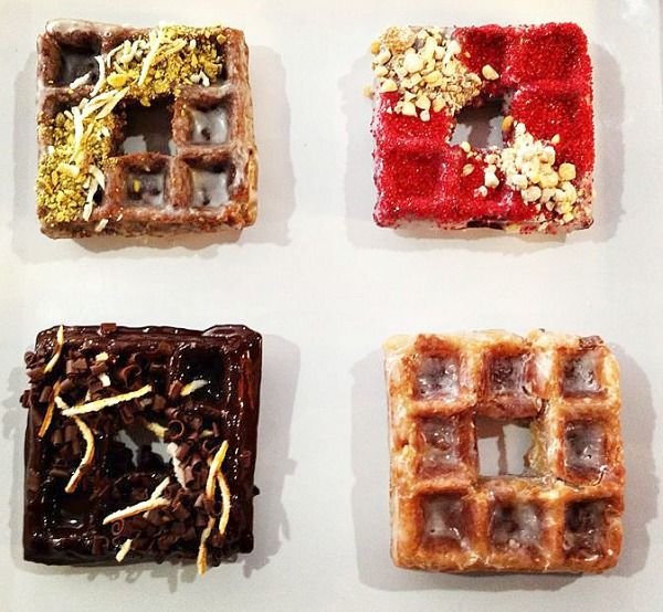 A Cafe in Chicago is Slinging Waffle Donuts (Wonuts) |Foodbeast
