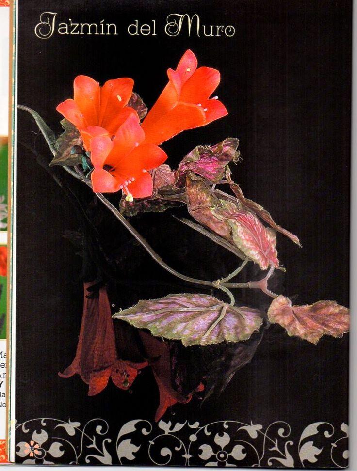 Цветы из фоамирана. Журнал с Мастер-классами - Nebka.Ru