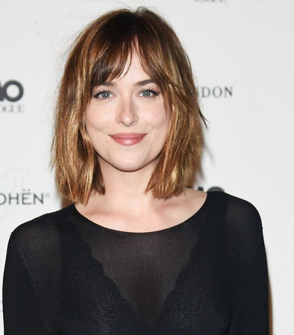 Best Haircuts For Fine Hair With Bangs : The 25 best haircuts for fine hair ideas on pinterest fine