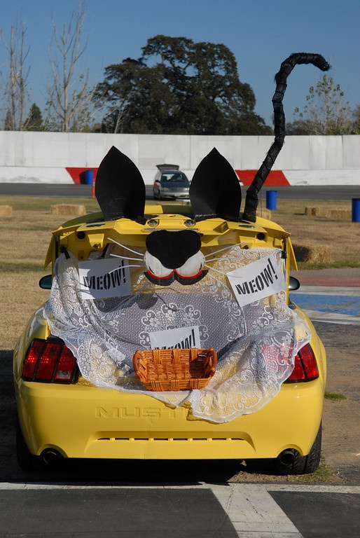 120 Best Halloween Trunk Or Treat Images On Pinterest