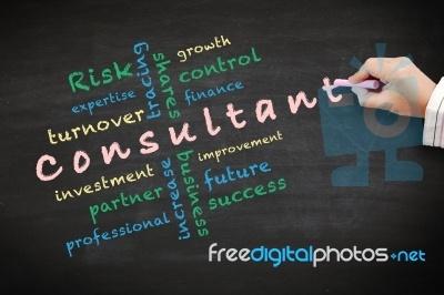"Consultant Concept Ideas""Image courtesy of KROMKRATHOG / FreeDigitalPhotos.net"""