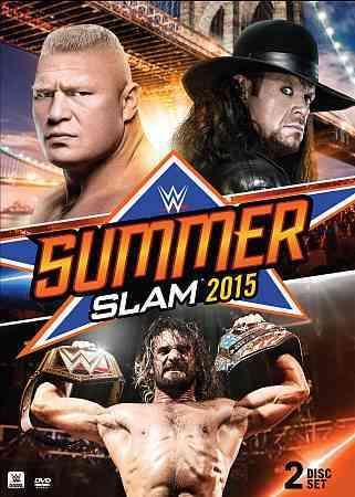 This release contains the entire four hour WWE SUMMERSLAM 2015 event…