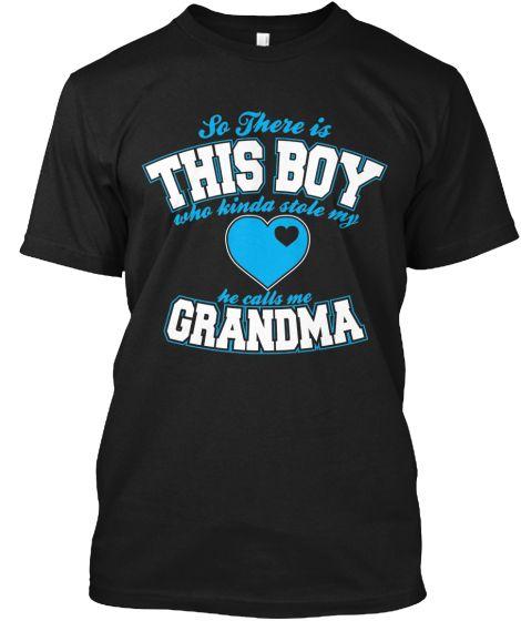 Proud Grandma - Limited Edition | Teespring