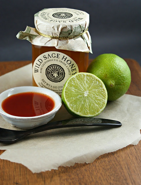 ... Gourmet: { Pan Fried Brussels Sprouts with Sriracha, Honey and Lime