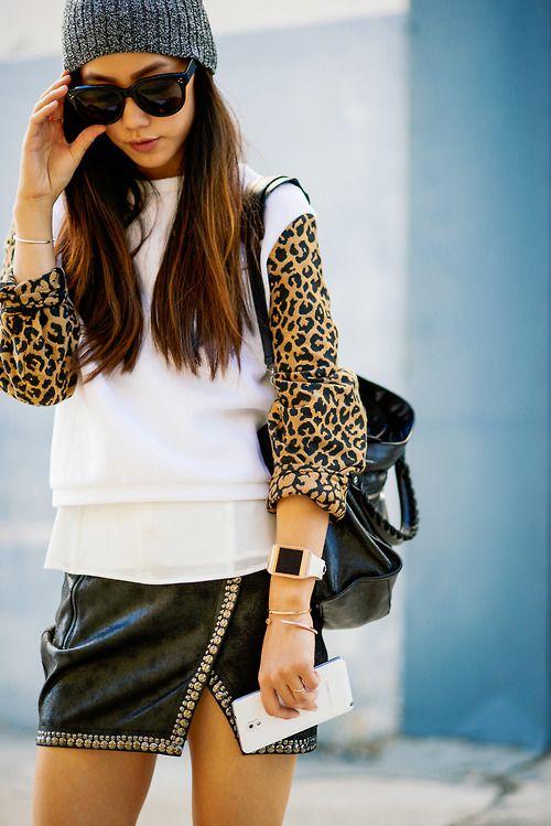 Walk walk, fashion baby