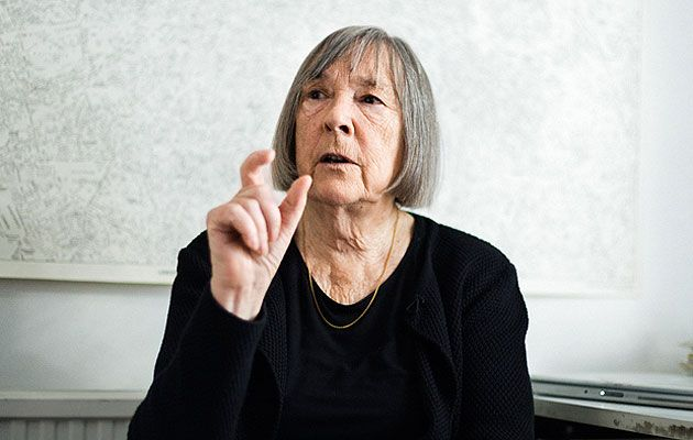 Margaret Calvert, Icon of the Year