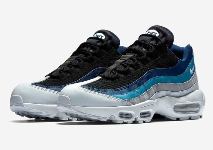 This Nike Air Max 95 May Remind You Of A Past Collaboration
