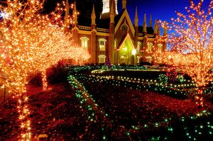 Free Holiday Events in Salt Lake City for 2013: Christmas Events on Temple Square