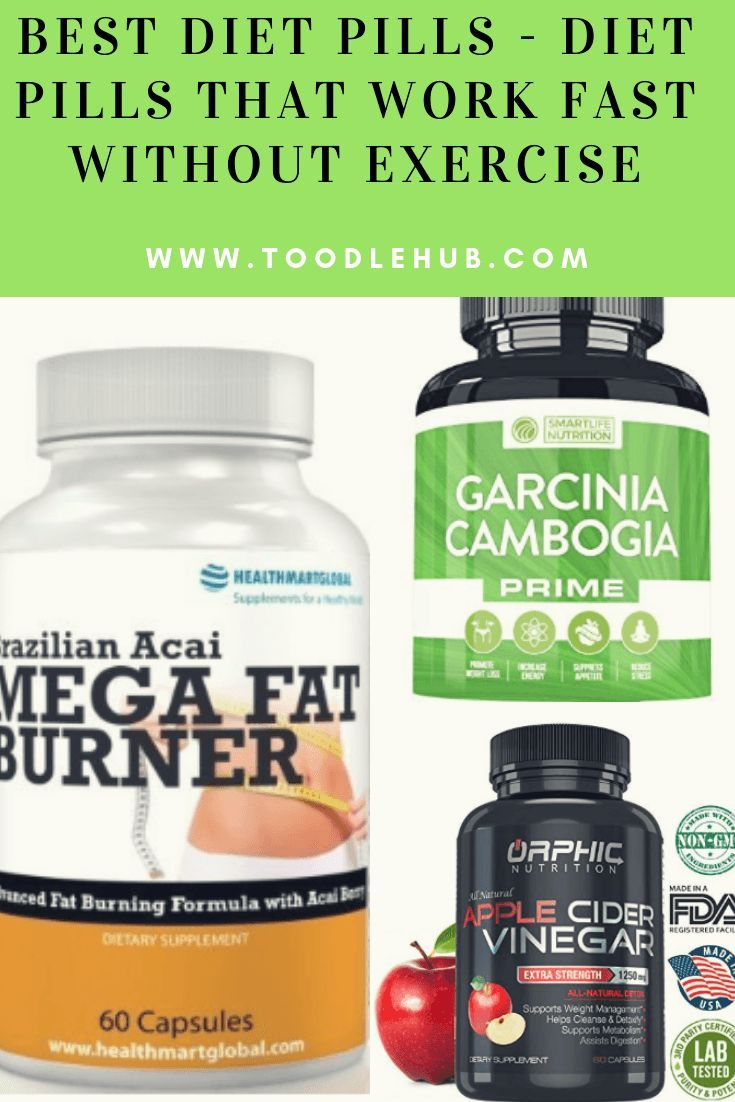 Best Diet Pills Diet Pills That Work Fast Without Exercise