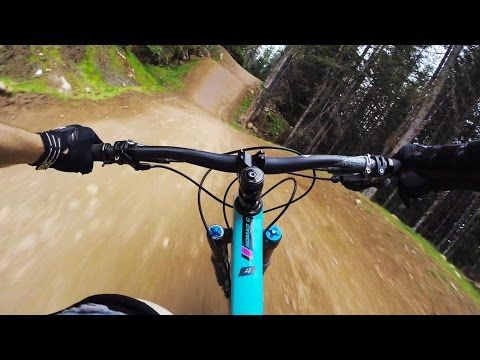 2015 Santa Cruz Nomad - Whistler Bike Park Freeride MTB - YouTube