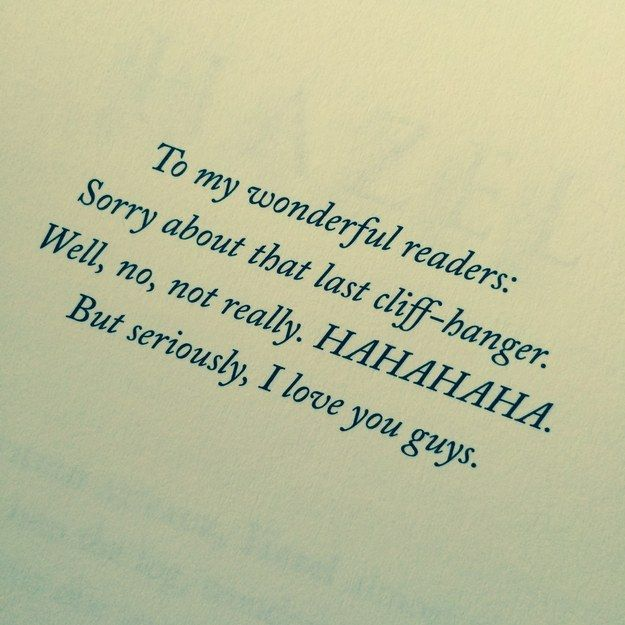 The House of Hades by Rick Riordan | Community Post: 26 Of The Greatest Book Dedications You Will Ever Read