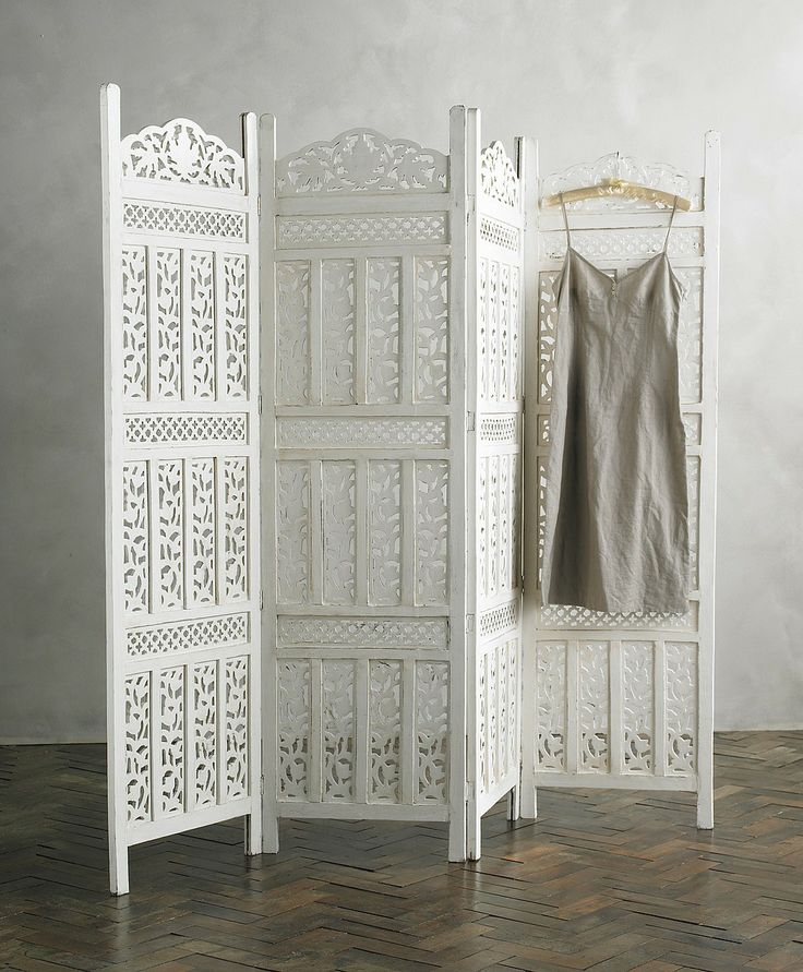 Wooden Dressing Screen ~ Best get separated images on pinterest panel room