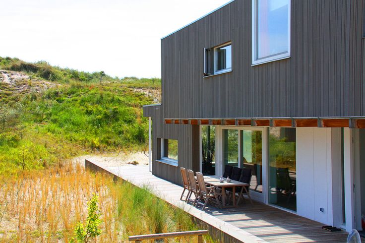 De Strandjutter verhuur - Ligt op de mooiste locatie van Schiermonnikoog