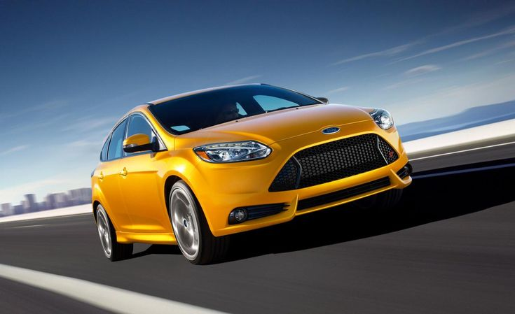 Ford Hopes Their New 2015 Focus ST Diesel Will Sell, Not Smell  ... see more at InventorSpot.com