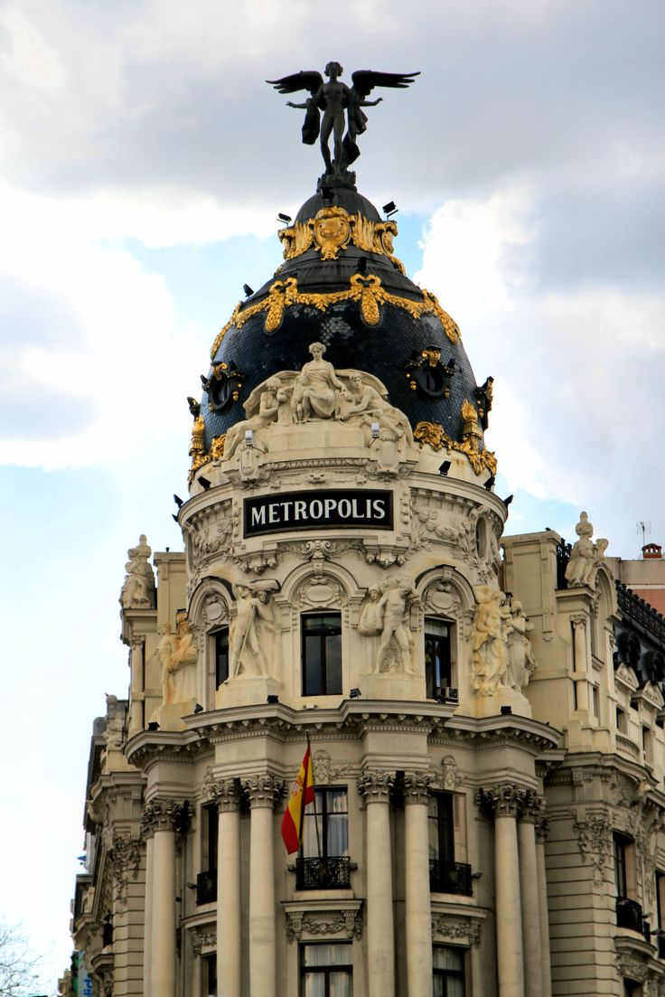 The Metropolis Building (Madrid)