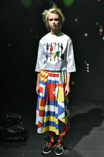 Sadie Williams London Spring/Summer 2017 Ready-To-Wear Collection | British Vogue