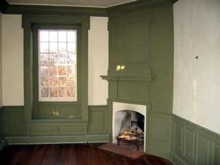 Corner Fireplace Traditional Colonial Oxford Pinterest