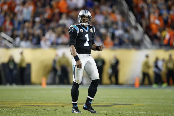 Panthers Quarterback Cam Newton At Loss For Words After Super Bowl 50