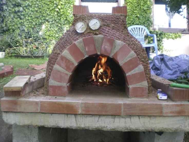 die besten 17 ideen zu pizzaofen selber bauen auf pinterest, Hause und Garten