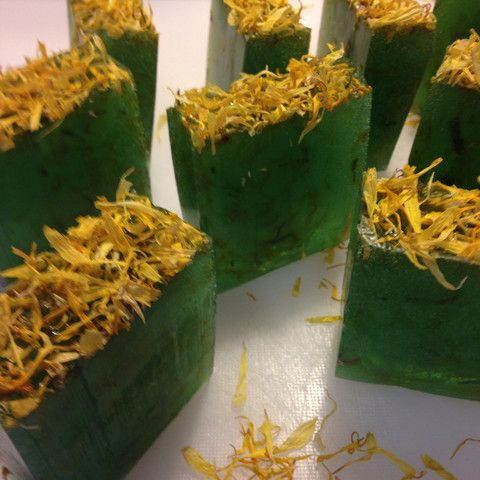Calendula – Soaps and Such