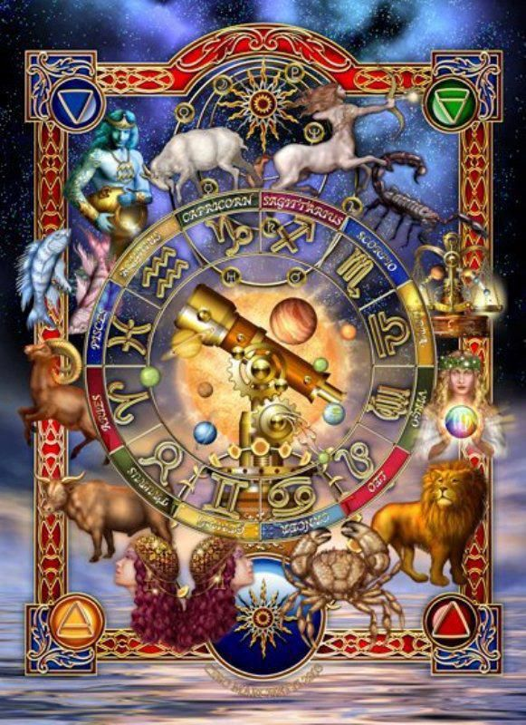 The 12 Zodiac Signs