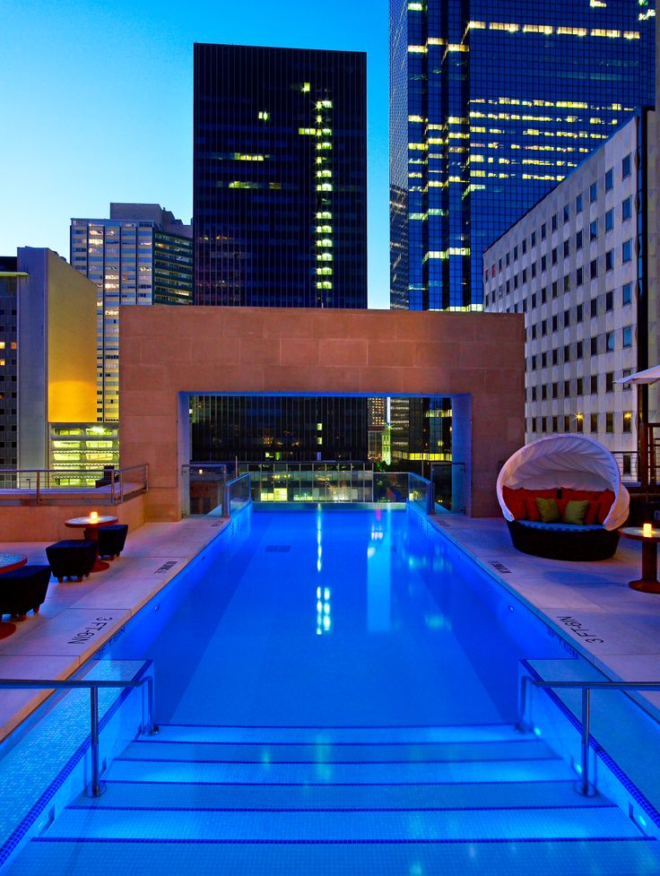 The Pool at The Joule
