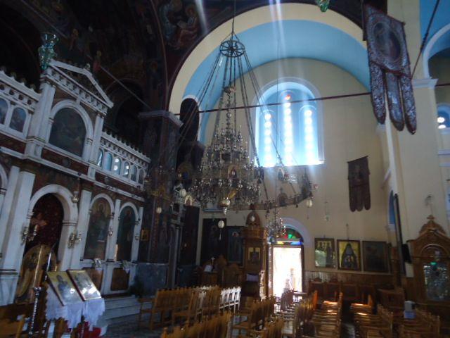 St Nicolai inside