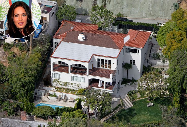 Megan Fox made major moves on the big screen this year in hernew film Teenage Mutant Ninja Turtles and is now scaling the housing market by listing her LA home for sale. Description from starmap.com. I searched for this on bing.com/images