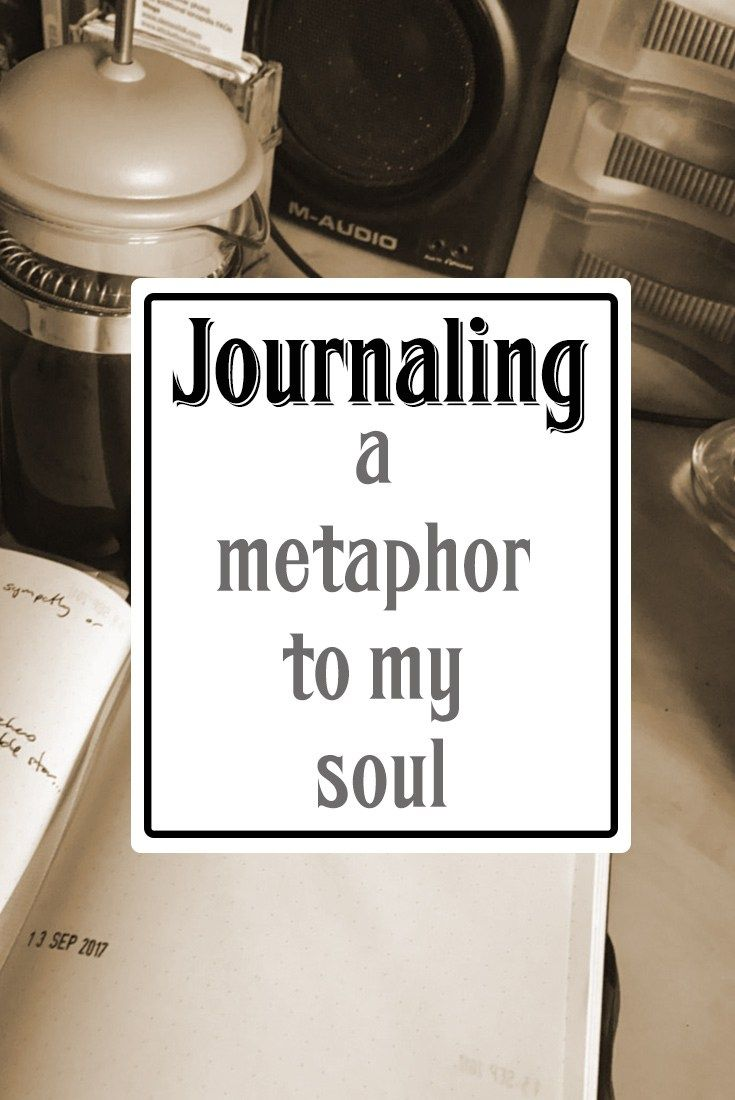 Journaling, a metaphor to my soul — the creative minimalist