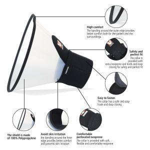 E-collar. Dog Cone
