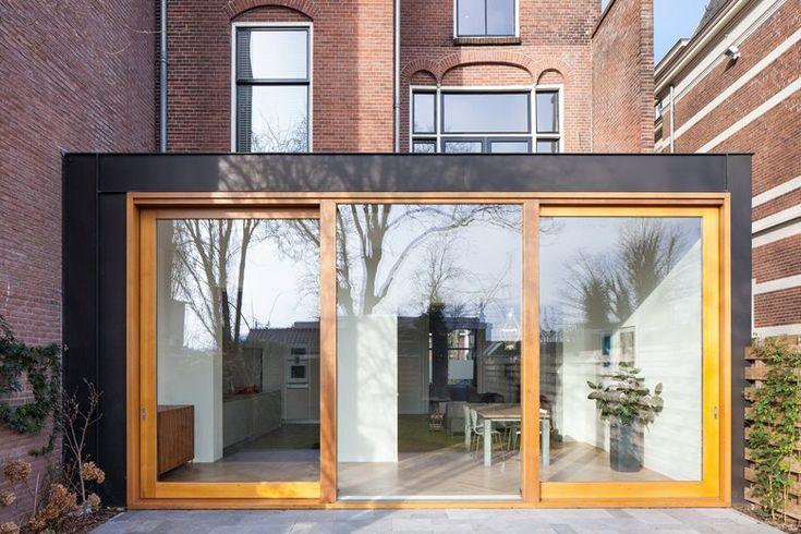Maliebaan 19, Utrecht, 2012 - Zecc Architecten