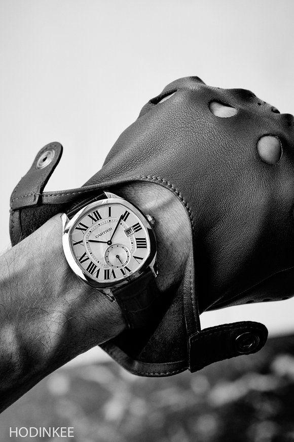 Il nuovo modello Drive de Cartier #gioielleriacurnis #orologeria #bergamo #cartier #orologi #watches #drive