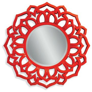 $220 Mirror Haiku Wall Mirror - contemporary - Wall Mirrors - BASSETT MIRROR CO.