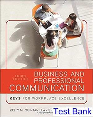 Communication pdf edition in excellence 8th business